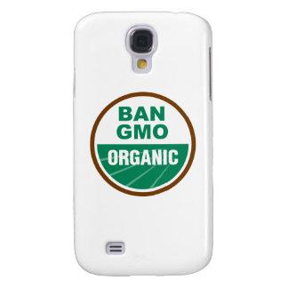 Prohibición GMO orgánico