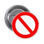 Prohibido Pins