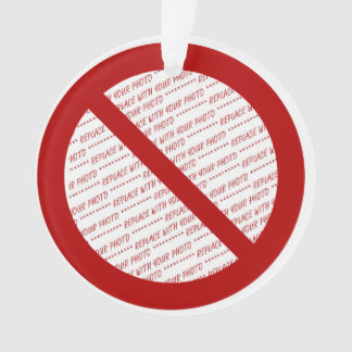 Prohibit or Ban Symbol - Add Image