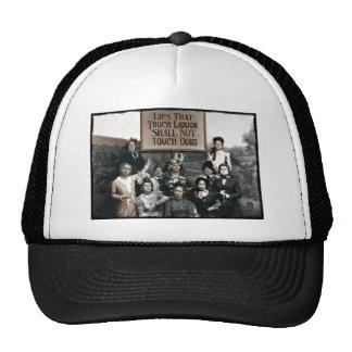 Prohibition Ladies Trucker Hat