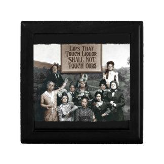 Prohibition Ladies Jewelry Box