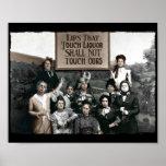 Prohibition Ladies Poster