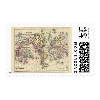 Proj 2 de Mercator del mundo