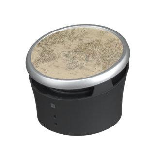 Proj de Mercator de la tierra Altavoz Con Bluetooth