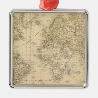 Proj de Mercator de la tierra Ornato