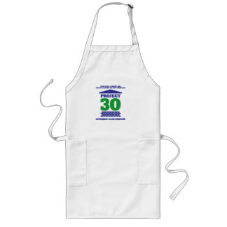 Project 30 Apron
