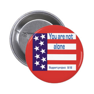 Project 9-12 pinback button