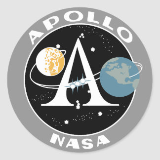 Project Apollo Sticker