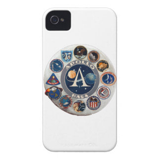 Project Apollo: The Composite Logo iPhone 4 Case-Mate Case