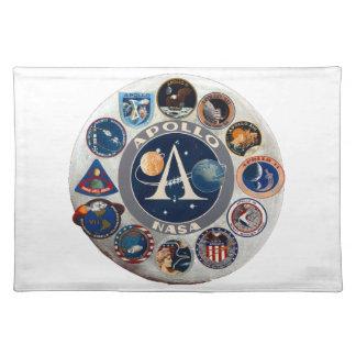 Project Apollo: The Composite Logo Placemat