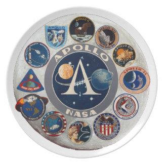 Project Apollo: The Composite Logo Plate