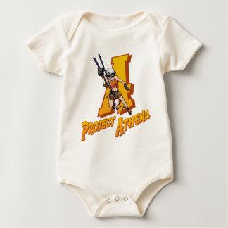 Project Athena Baby Bodysuit