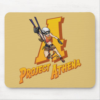 Project Athena Mouse Pad