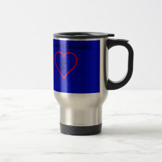 Project Beautification Official Travel Mug