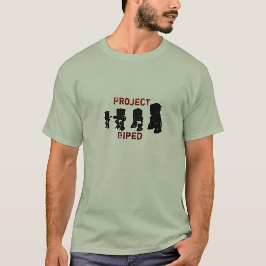 Project biped shirt