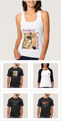 PROJECT CAMELOT CLOTHING