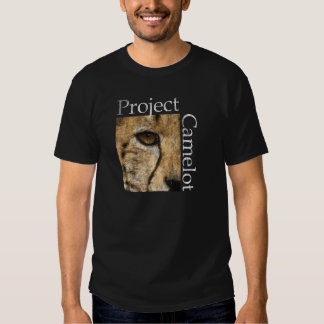 Project Camelot Dark Apparel (Weathered Look) T Shirt
