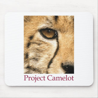Project Camelot (Large Logo) Mouse Pad