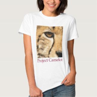 Project Camelot (Large Logo) T Shirt