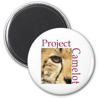 Project Camelot Magnet