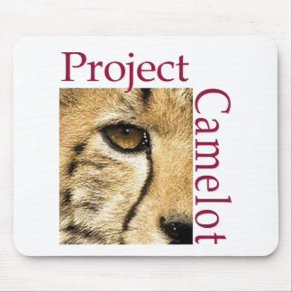 Project Camelot Mouse Pad