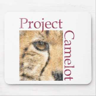 Project Camelot (Weathered Look) Mouse Pad