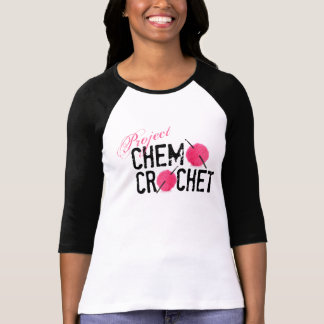 Project Chemo Crochet logo shirt