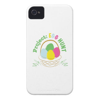 Project Egg Hunt Case-Mate iPhone 4 Case
