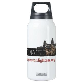 Project Enlighten Cambodia Sarus Crane Insulated Water Bottle