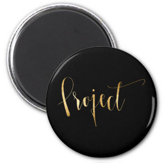 Project Event Weekly Planner Home Office Glam Magnet