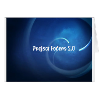 Project Fedora 2.0 Card