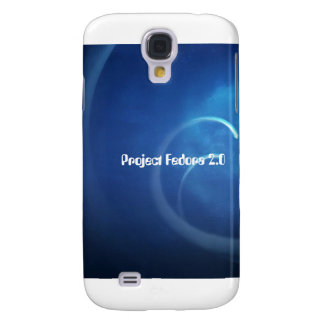 Project Fedora 2.0 Galaxy S4 Cases