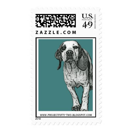 project fifty-two stamps