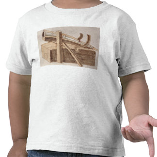 Project for a cannon t shirts
