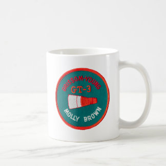 Project Gemini:  GT 3: Grissom / Young Coffee Mugs
