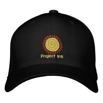 Project Inti baseball cap