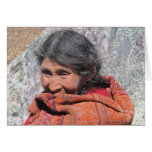 Project Inti notecard Greeting Card