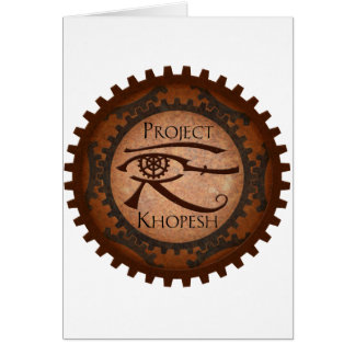 Project Khopesh Card