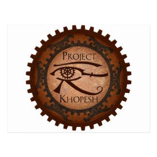 Project Khopesh Postcard