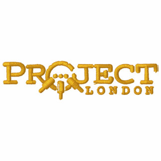 Project London Sweatshirt (Gold Thread)