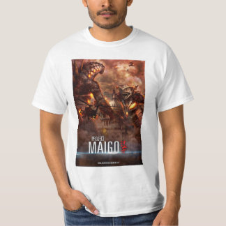 Project Maigo T-shirt by Cheung Chung Tat