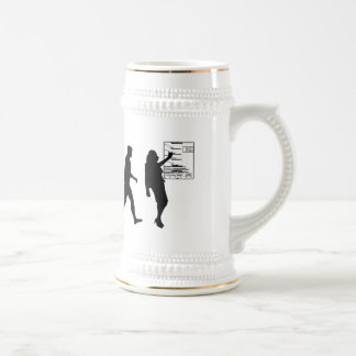 Project management Management consultant gifts Beer Stein