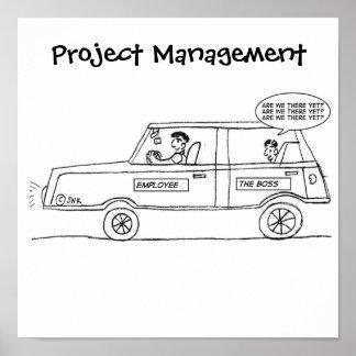 Project Management Print
