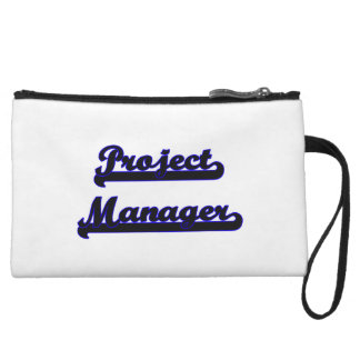 Project Manager Classic Job Design Wristlet Clutch