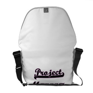 Project Manager Classic Job Design Courier Bags