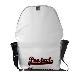 Project Manager Classic Job Design Courier Bag