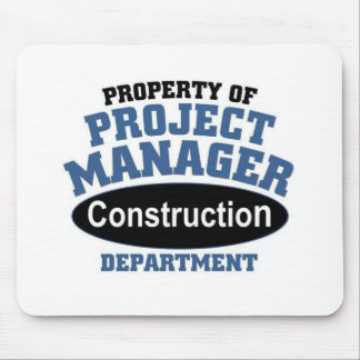 Project Manager Mouse Pad