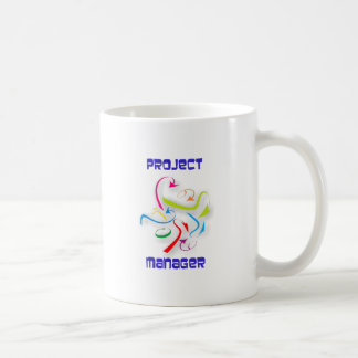 Project manager project managers coffee mug