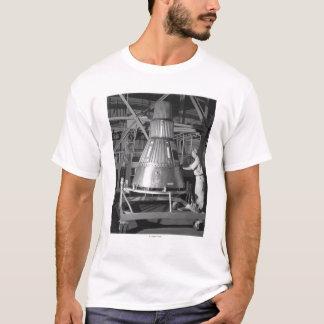 Project Mercury - Capsule #2 Photograph T-Shirt