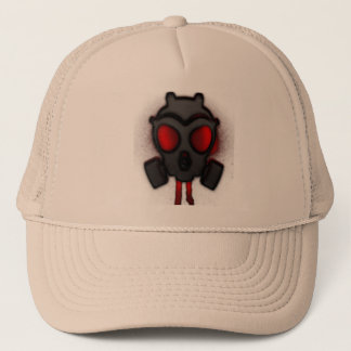 Project Nightmare Gas Mask Hat